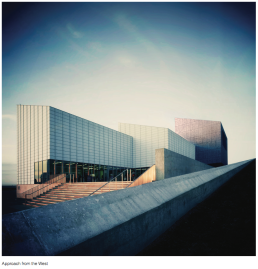 Turner Museum-In Search of Design Through Engineers-Render 2